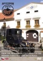 Od výroby Praga do Automusea Praga rodiny Příhodovy