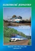 18. díl dokumentů Historie železnic - Elektrické jednotky