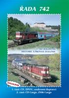 21. díl dokumentů Historie železnic Řada 742 - DVOJALBUM