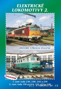 Elektrické lokomotivy 2 - top