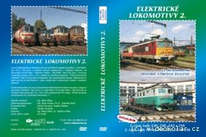 Elektrické lokomotivy 2 - Booklet