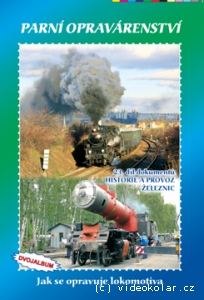 DVD - 23. díl Parní opravárenství