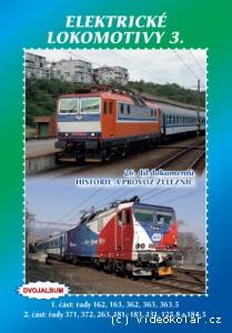 Elektrické lokomotivy 3 - top