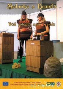 Meduňka a Brunďa titul